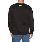 Salty Crew Railed Crew Fleece Sweater