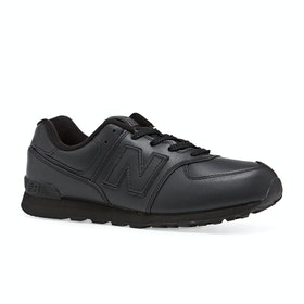 Chaussures New Balance 574 Lace - Black