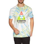 Huf Woodstock Peaking Short Sleeve T-Shirt