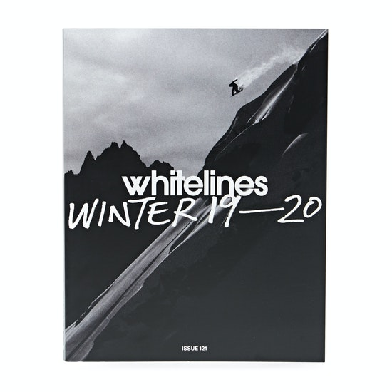 Book Whitelines The Annual 2019-2020