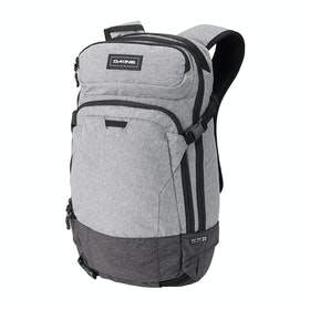 Dakine Heli Pro 20L Snow Backpack - Greyscale
