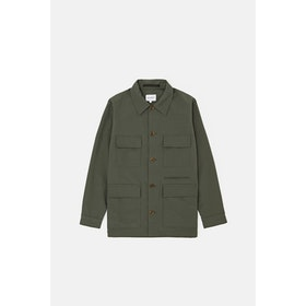 Blusão Norse Projects Kyle Travel - Ivy Green