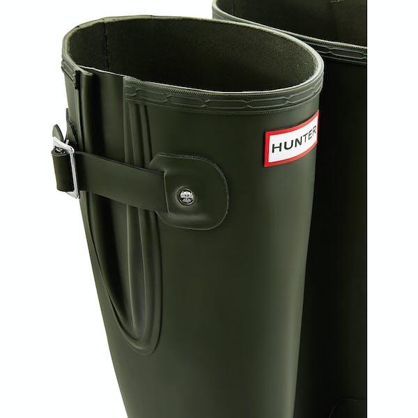 Hunter Original Tall Side Adjustable , Gummistövlar Mäns