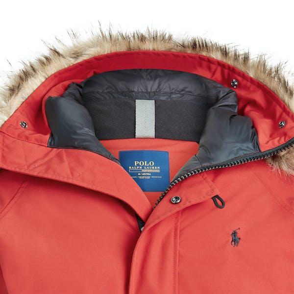 Ralph Lauren Annex Down Bomber Jacket