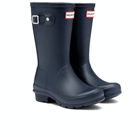 Hunter Original Kinder Gummistiefel - Navy