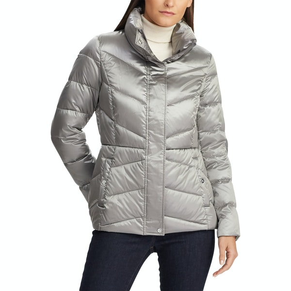Ralph Lauren Metallic Packable Women's Jacket