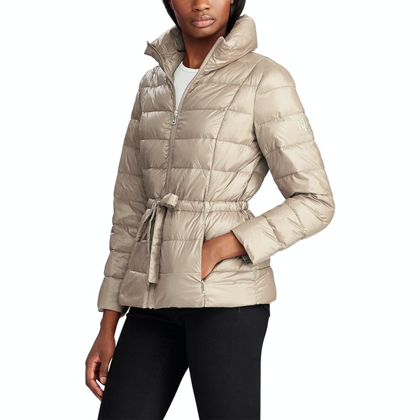 Ralph Lauren Packable Ribbon Women's Jacket