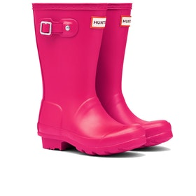 Hunter Original Kinder Gummistiefel - Bright Pink