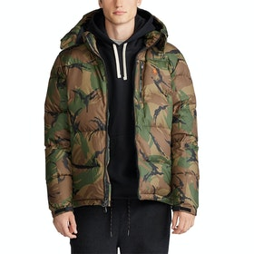 Polo Ralph Lauren El Cap Down Jacket - British Elmwood Camo