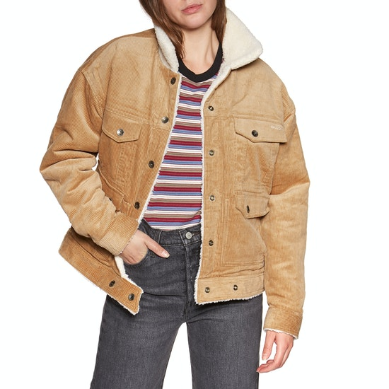 Volcom Woodstone Reversible Womens Jacket