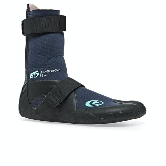 Rip Curl Flashbomb 3mm Hidden Split Toe Ladies Wetsuit Boots