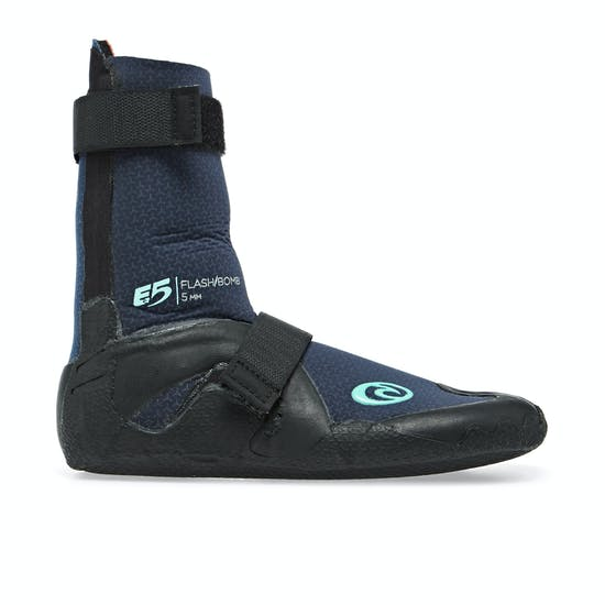 Rip Curl Flashbomb 5mm Hidden Split Toe Womens Wetsuit Boots