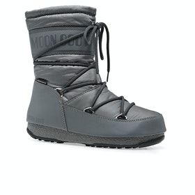 Moon Boot Mid Nylon Wp Boots - Castlerock