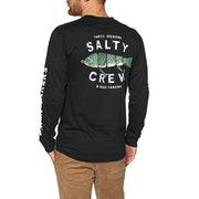Salty Crew Paddle Tail Long Sleeve T-Shirt
