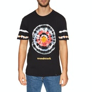Huf Woodstock Team Knit Short Sleeve T-Shirt