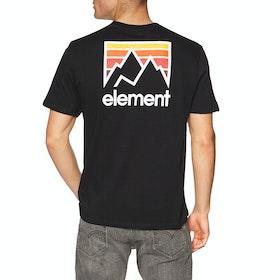 Element Joint 2019 Short Sleeve T-Shirt - Flint Black
