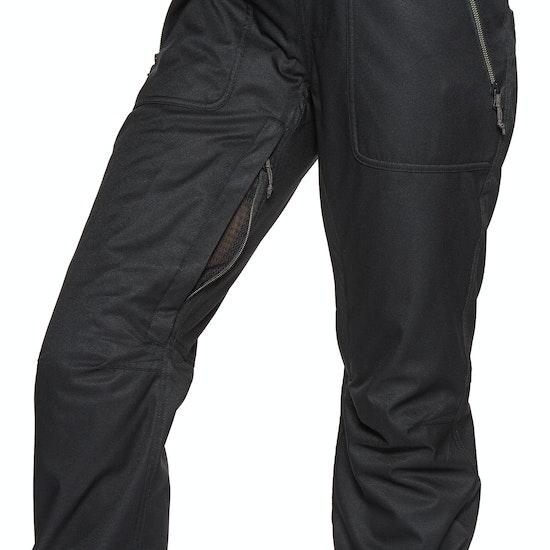 686 Black Magic Insulated Bib Womens Snow Pant