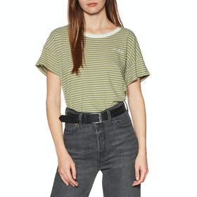 Rhythm Oasis Short Sleeve T-Shirt - Ivy