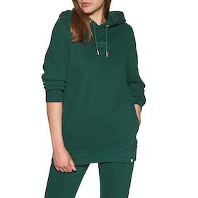 Superdry Raven Hood Womens Pullover Hoody - Green