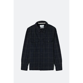 Blusão Norse Projects Kyle Wool - Dark Navy