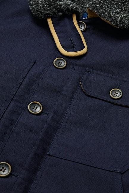 Bleu de Paname Double Comptoir Jacket
