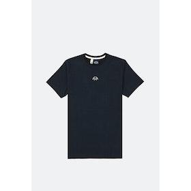 Bleu de Paname MC Pied De Biche S S T-Shirt - Bleu Paname