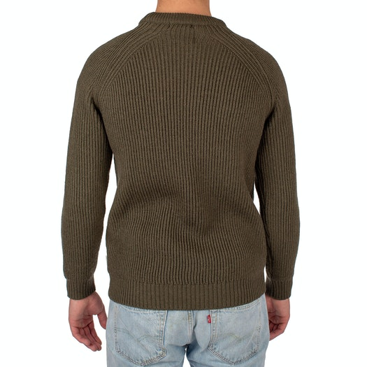 Sweater Peregrine Made In England Ford Crew
