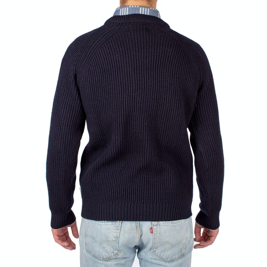 Peregrine Made In England Ford Crew Sweater
