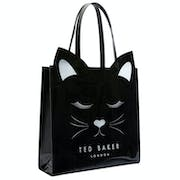 Ted Baker Meowcon Cat Large Icon Women's Shopper Bag
