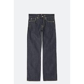 Edwin ED39 Rainbow Selvage Denim Jeans - Blue