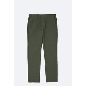 Norse Projects Luther Travel Trousers - Ivy Green