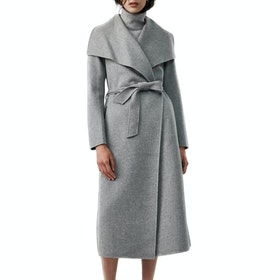 Mackage Mai Wool Womens Bunda - Light Grey