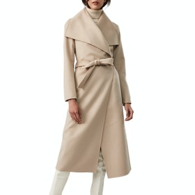Mackage Mai Wool Womens Bunda - Sand