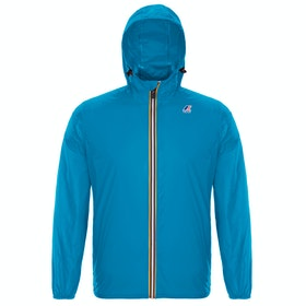 K-Way Le Vrai Claude 3.0 Waterproof Jacket - Blue California