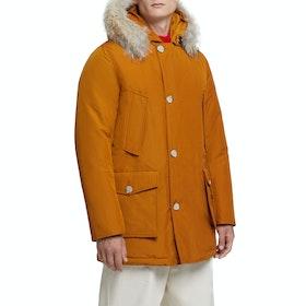 Woolrich Arctic Parka Df Jacket - Bourbon