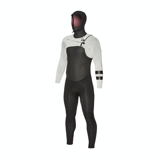 Hurley Advantage Plus 5/3mm Hooded Chest Zip Wetsuit