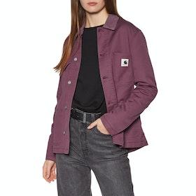 Carhartt Michigan Lined Womens Jacket - Dusty Fuchsia