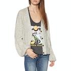 Sisstrevolution Cozy Specs Knit Ladies Cardigan