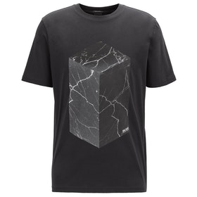 BOSS Toll 2 Short Sleeve T-Shirt - Black