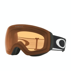 Oakley Flight Deck XM Snow Goggles - Matte Black ~ Prizm Persimmon