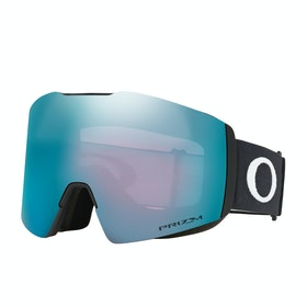 Oakley Fall Line Xl Snow Goggles - Black ~ Prizm Snow Sapphire Iridium