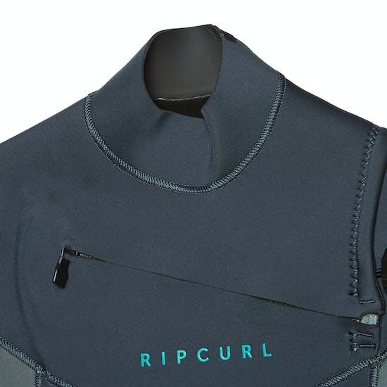 Rip Curl Dawn Patrol Performance 4/3mm Chest Zip Wetsuit