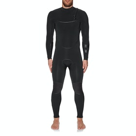 Hurley Advantage Max 4/3mm Zipperless Wetsuit - Black