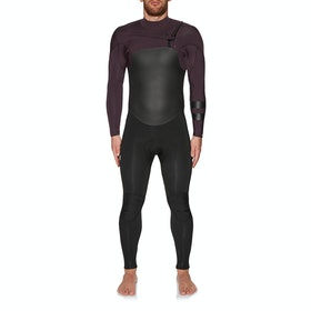 Hurley Advantage Plus 4/3mm Chest Zip Wetsuit - El Dorado
