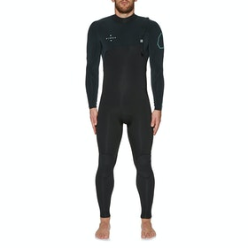 Vissla High Seas 4/3mm Zipperless Neoprenanzug - Black