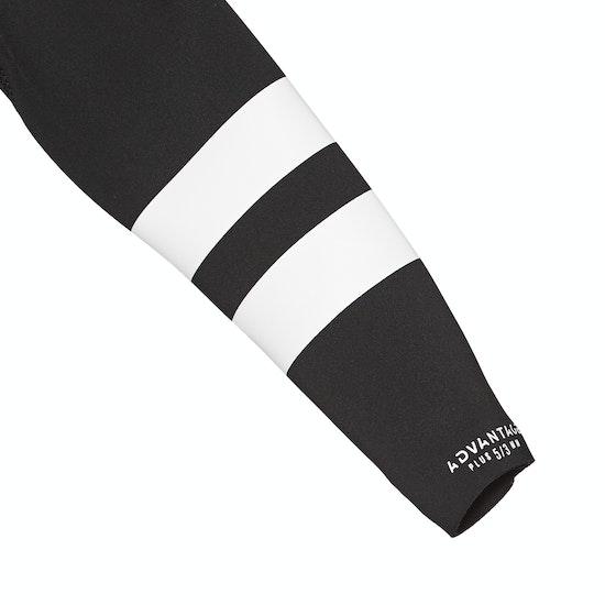 Hurley Advantage Plus 5/3 Chest Zip Wetsuit