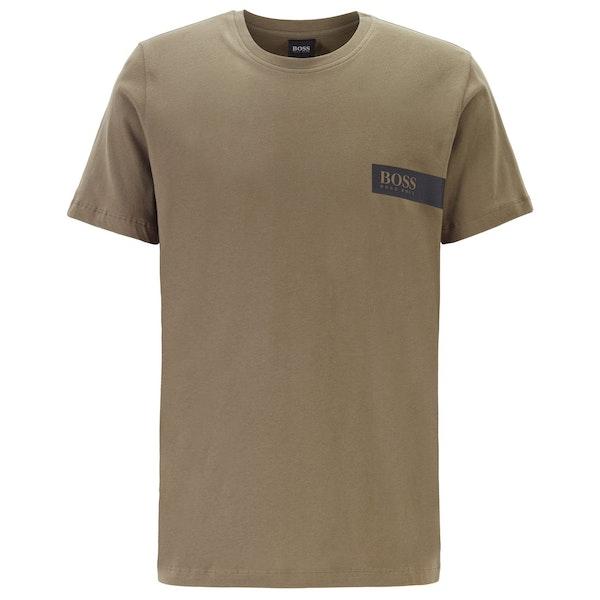 BOSS Relaxed Logo Kortermet t-skjorte