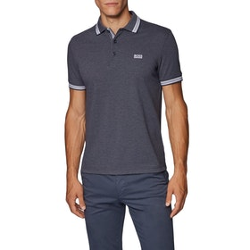 BOSS Paddy Men's Polo Shirt - Open Blue