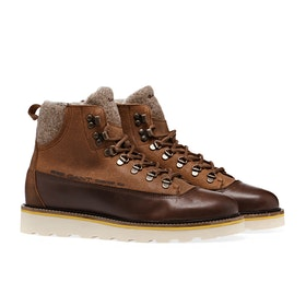 Gant Don Walking Boots - Brown Cognac