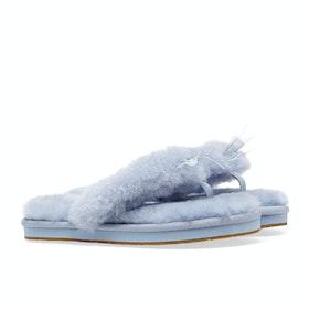 UGG Fluff Flip Flop Iii Womens Pantofle - Fresh Air